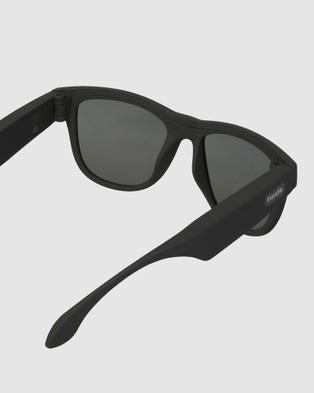 Friendie Frames Classic Audio Sunglasses - Tech Accessories (Stealth Black)