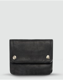 Status Anxiety - Norma - Black Wallet