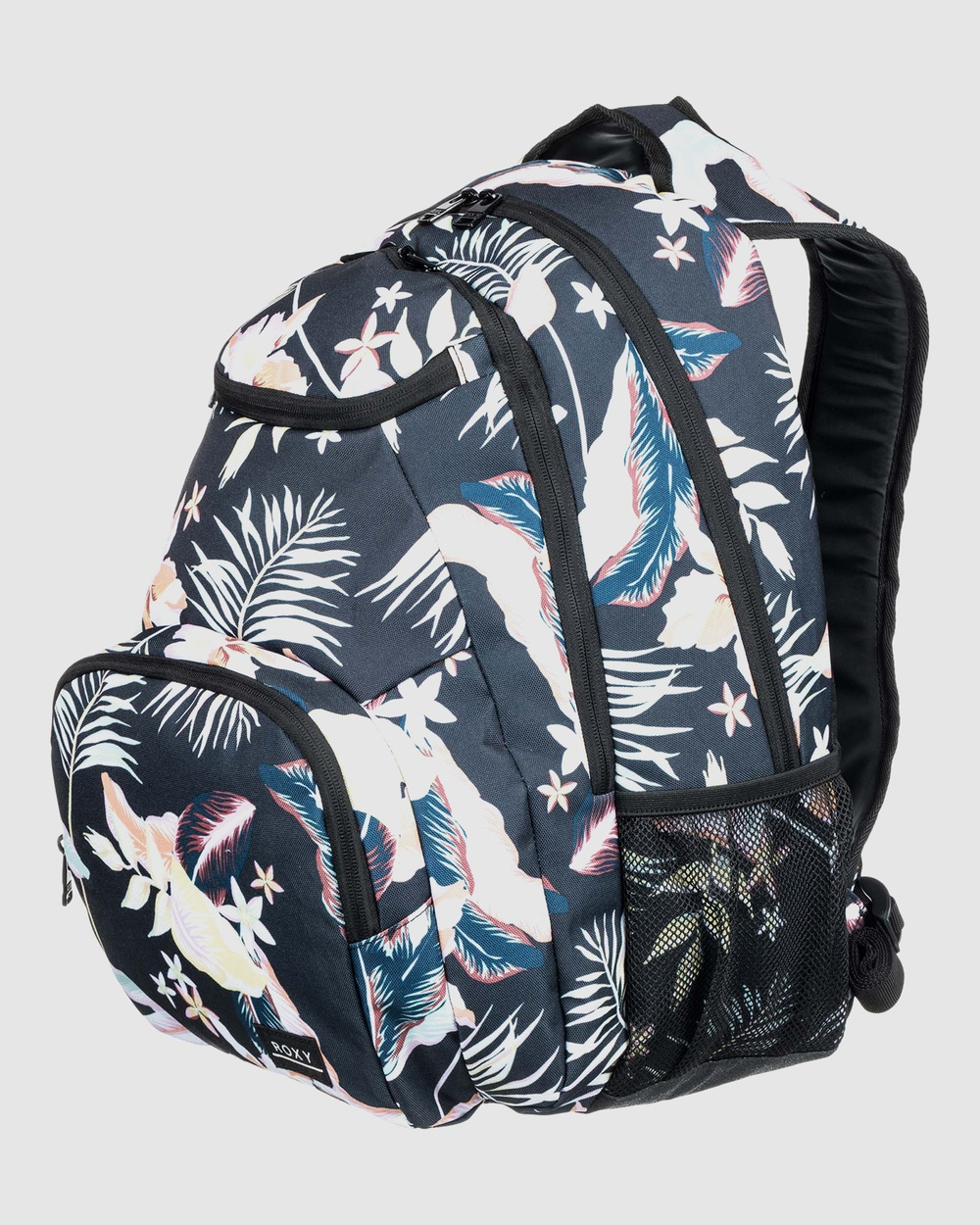 Roxy Shadow Swell 24L Medium Backpack Backpacks ANTHRACITE PRASLIN S