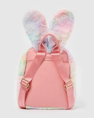 Izoa Kids Peta Rabbit Backpack - Accessories (Multi)