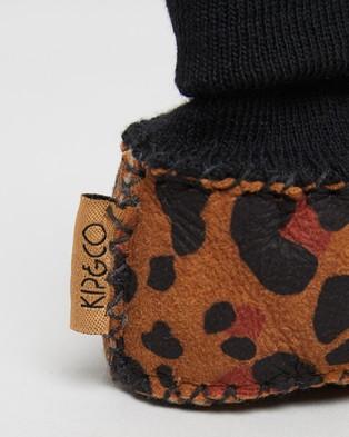 Kip&Co Sheepskin Booties - Socks (Tarzan)