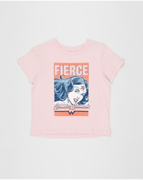 Free by Cotton On - License Classic SS Tee - Teens