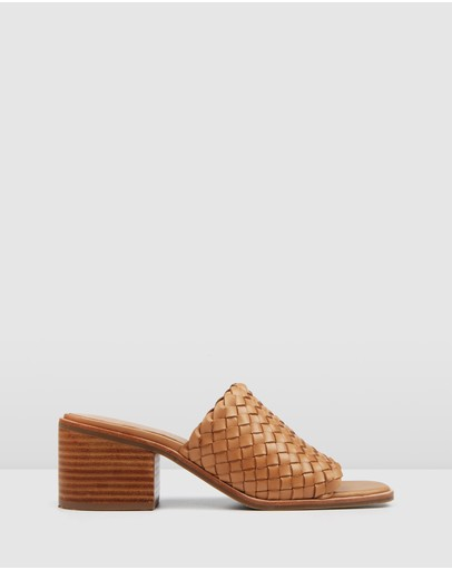 Jo Mercer - Whaler Mid Sandals