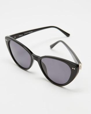 Kapten & Son Valencia - Sunglasses (All Black)
