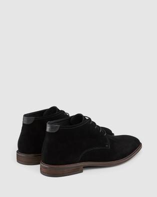 Aquila - Dolan Chukka Boots (Black)