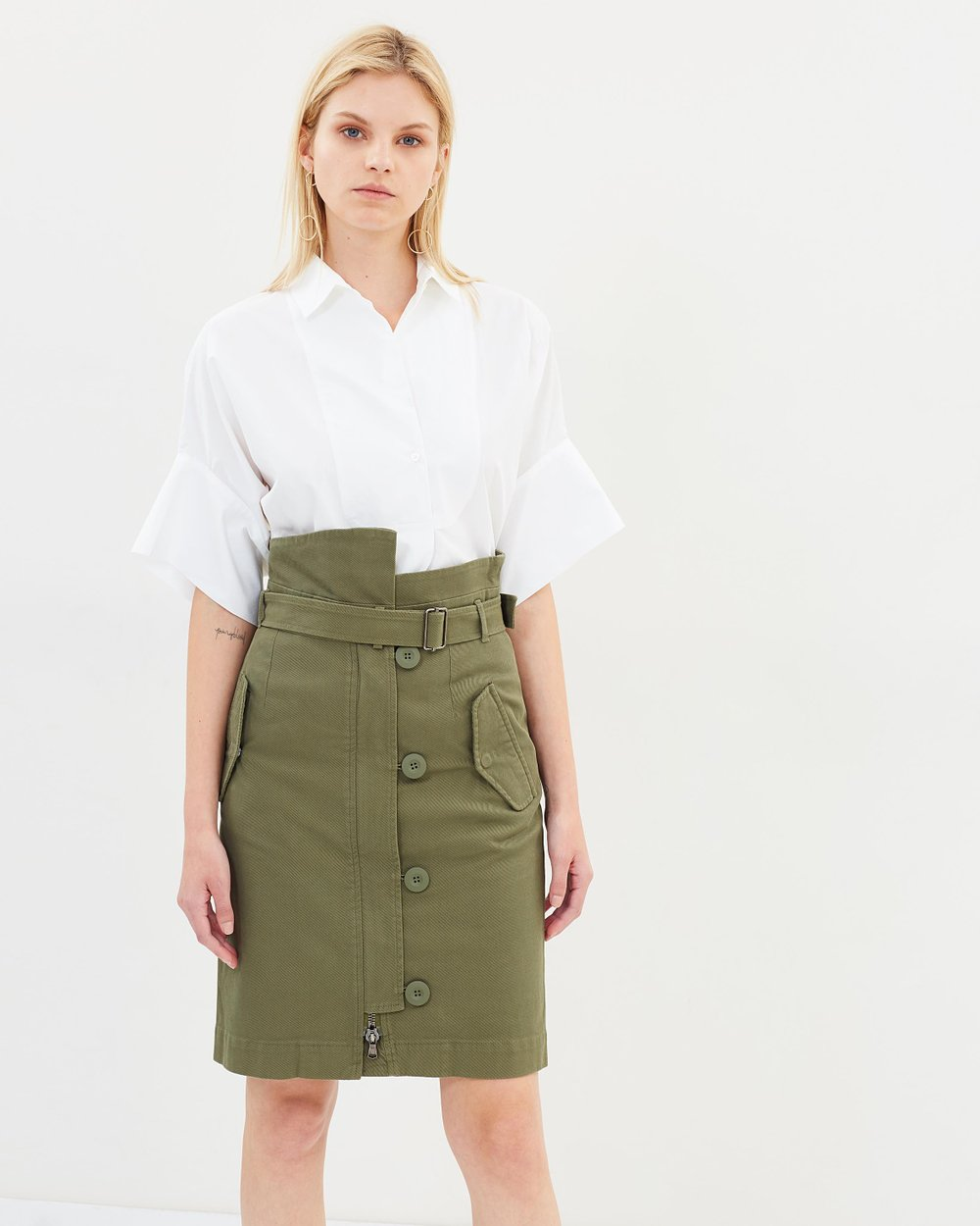 f7d4e61cd00 Virtus Skirt by Weekend Max Mara Online | THE ICONIC | Australia