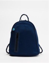 Chuchka - In the Navy Backpack