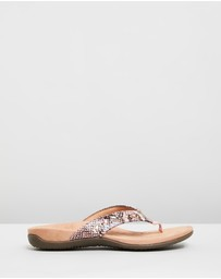 Vionic - Lucia Toe Post Sandals