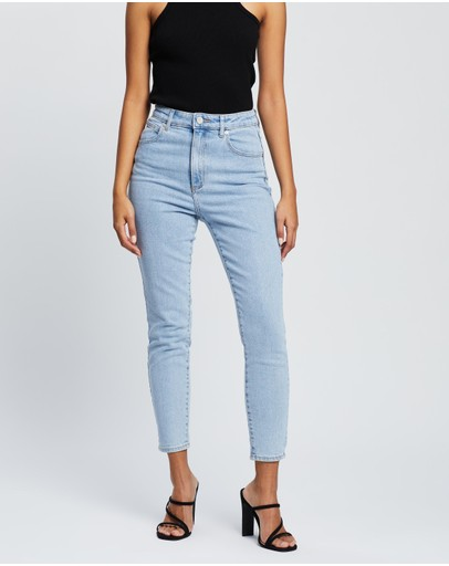 Abrand Petite - A High Skinny Ankle Basher Petite Jeans
