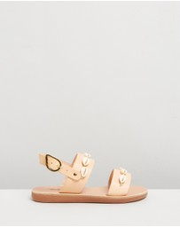 Ancient Greek Sandals - Little Clio Shells - Kids