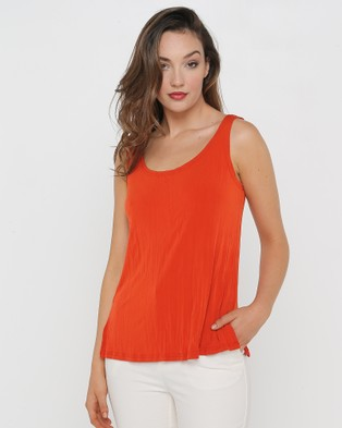 Australia Faye Black Label Faye Label Cami - T-Shirts & Singlets (Siren)