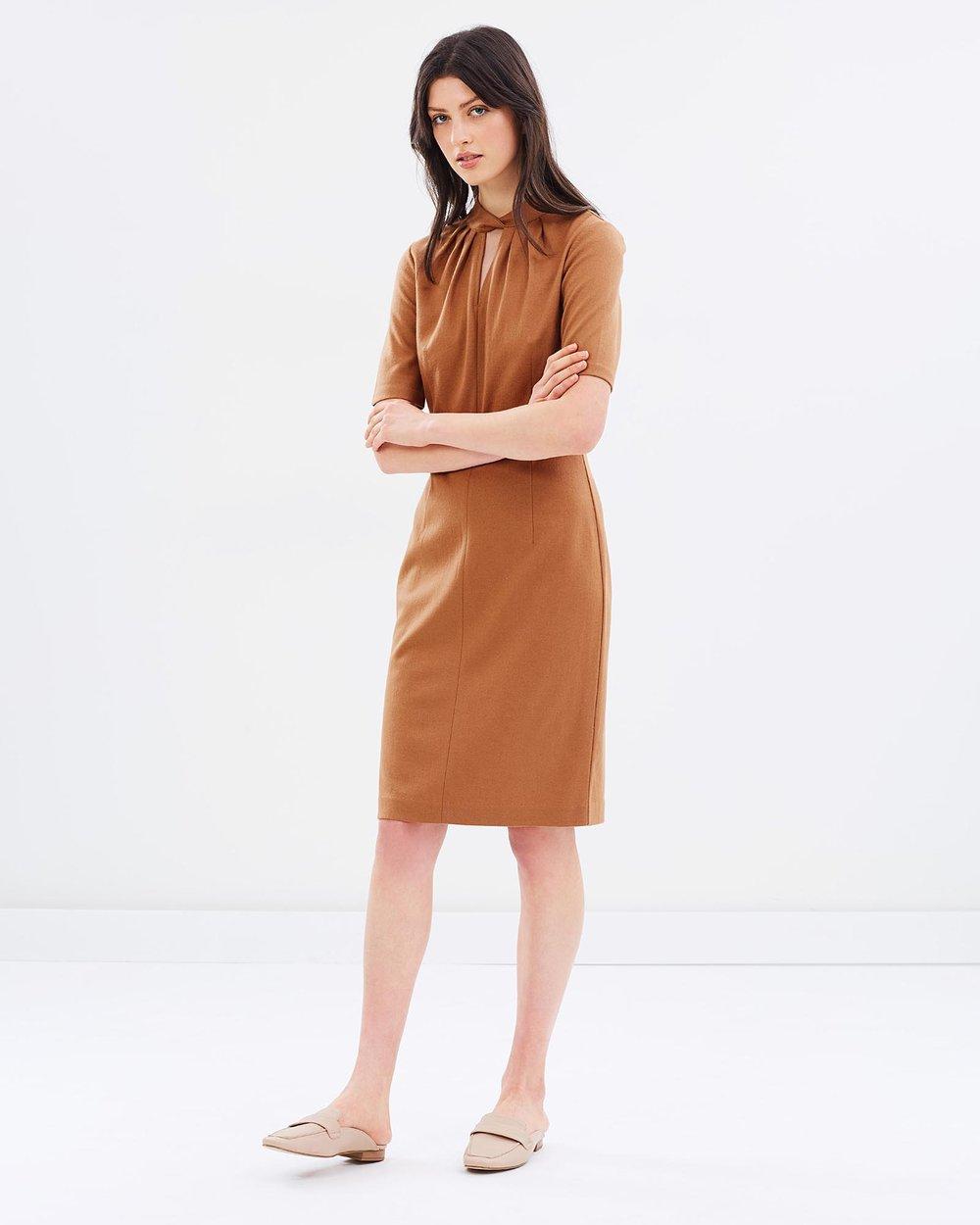 abf5e7aa367 Karlie Keyhole Dress by SABA Online