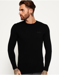 Superdry - Orange Label Crew Neck Jumper
