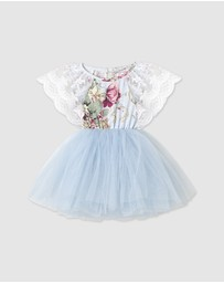 Designer Kidz - Sadie Baby Lace Dress