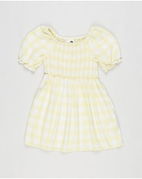 Cotton On Kids - Lillie Short Sleeve Dress - Kids