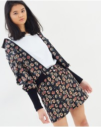 Otto Mode - Chasing Time Skirt