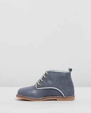 Anchor & Fox Canterbury Boots   Kids - Boots (Navy)