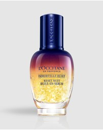 L'Occitane - Immortelle Overnight Reset Serum