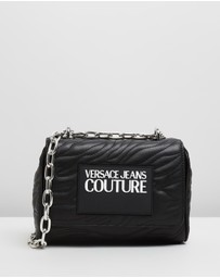 Versace Jeans Couture - Quilted Cross-Body Bag