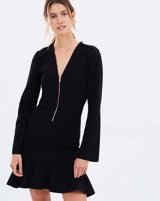 Ginger & Smart – Defiance Dress – Dresses (Black)
