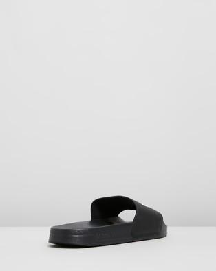 adidas Originals Adilette Lite   Unisex - Slides (Core Black & Footwear White)