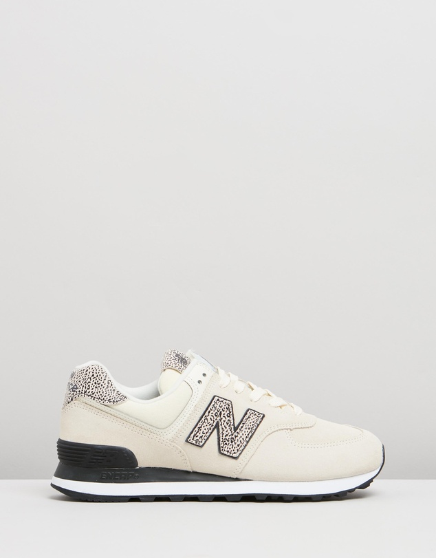 New Balance Classics - 574 Animal Print - Women's