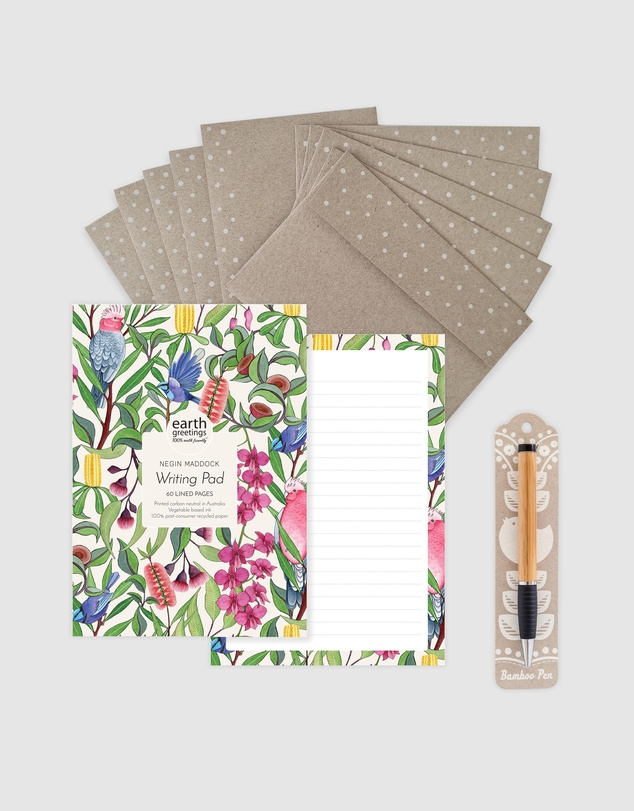 Earth Greetings - Letter Writing Set
