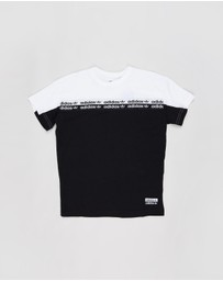 adidas Originals - Colourblock Tee - Teens