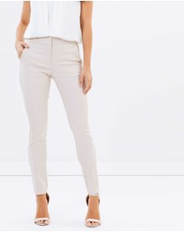 Forcast - Lucy Panelled Slim Pants