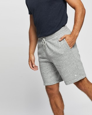 Abercrombie & Fitch Icon Shorts - Shorts (Heather Grey)