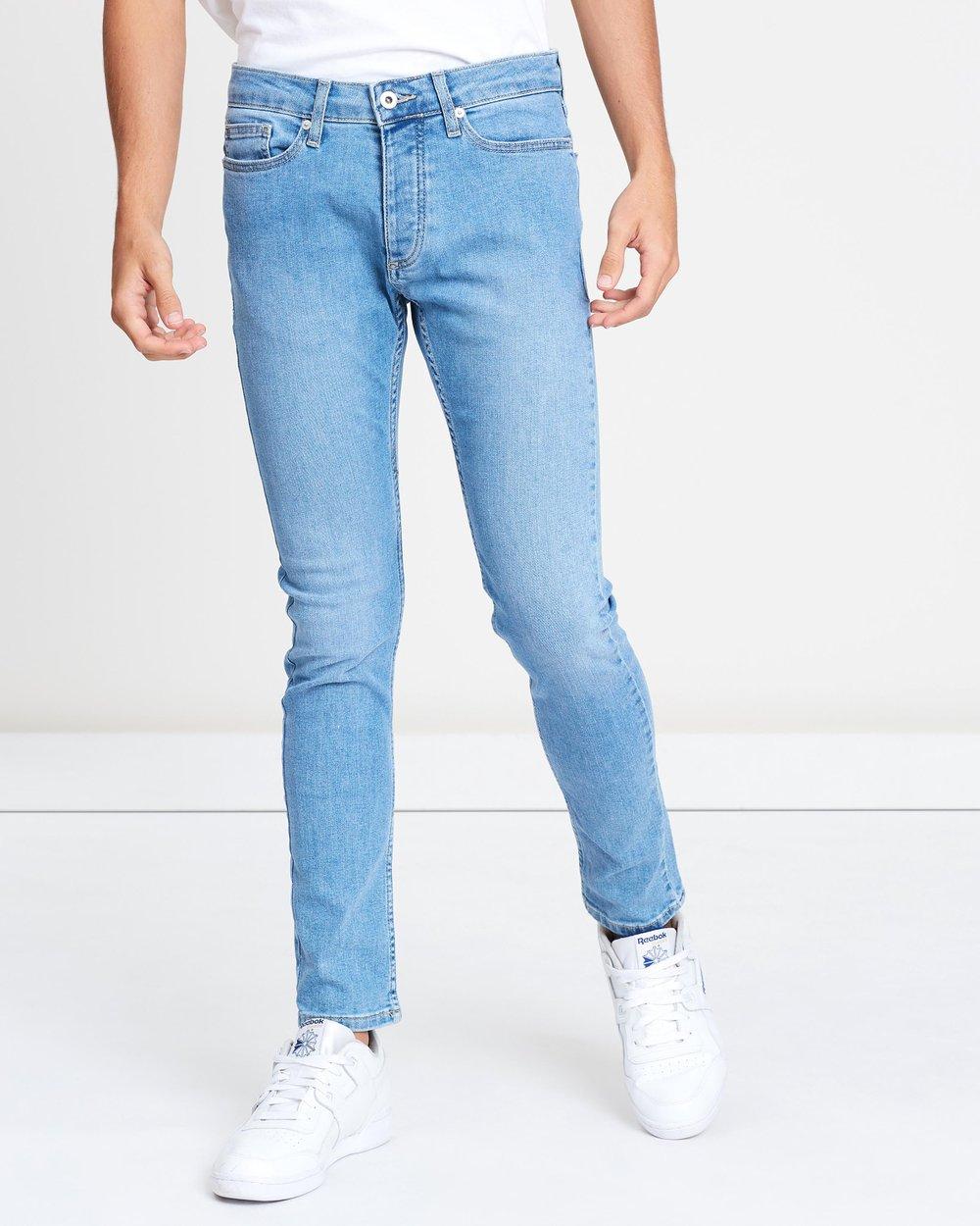 542593c3 Stretch Skinny Jeans by Topman Online | THE ICONIC | Australia