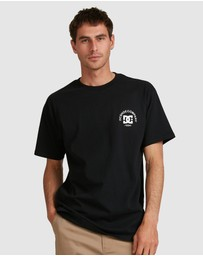 DC Shoes - CAL ORIGINAL SS TEE