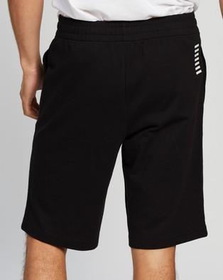 Emporio Armani EA7 Bermuda Shorts - Shorts (Black)