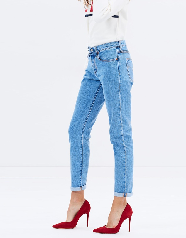 Levi's - 501® Tapered Jeans