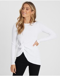 Calli - Blaine Knit Top