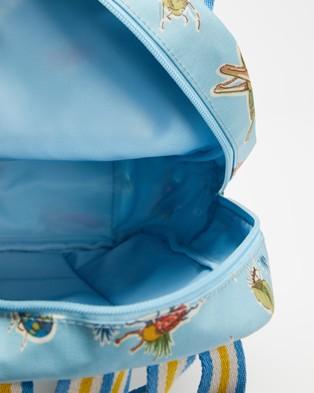Cath Kidston Medium Bugs Backpack   Kids - Backpacks (Bugs)