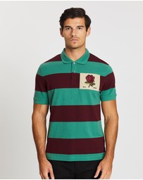 Kent and Curwen - Short Sleeve Polo