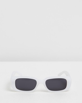 Reality Eyewear Xray Spex - Sunglasses (White Smoke)