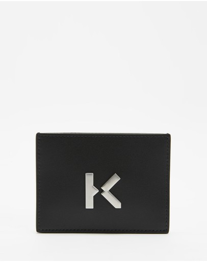 Kenzo - K Leather Card Holder