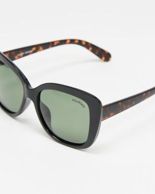 Cancer Council Valery - Sunglasses (Black)