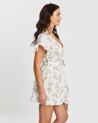 Homebodii Marianne Floral Robe - Sleepwear (Floral)