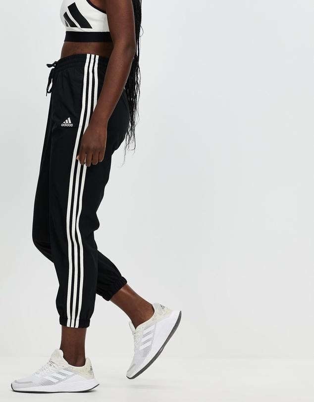 Women 3-Stripes Woven 7/8 Pants