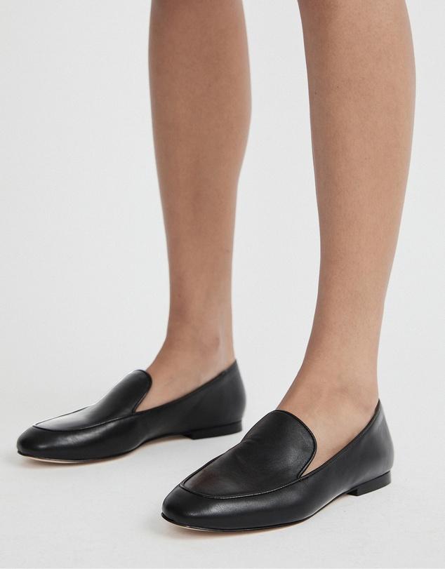 Women Addie Leather Loafer