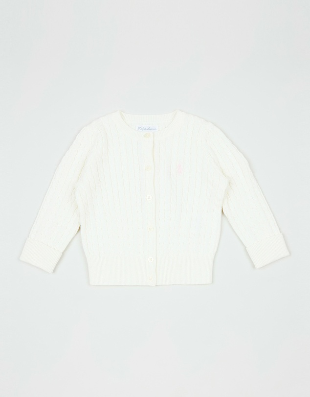 Polo Ralph Lauren - Mini Cable Cardigan - Babies