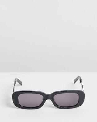 Amber Sceats Maison Glasses - Sunglasses (Black )