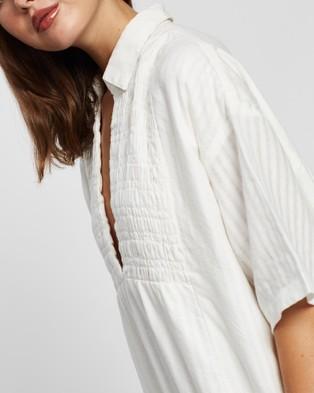 Rue Stiic Sage Dress - Dresses (White)