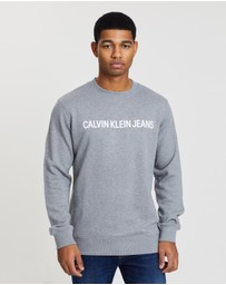 Calvin Klein Jeans - Core Institutional Sweater