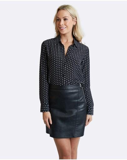 811cc7656 Shirts & Blouses   Buy Womens Blouses & Shirts Online Australia- THE ICONIC