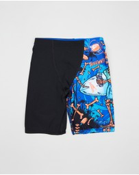 Speedo Kids - Tropical Bonez Jammers - Teen