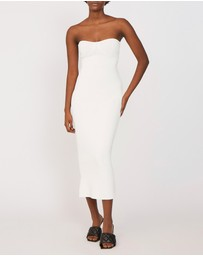 BY JOHNNY. - Penny Strapless Dress